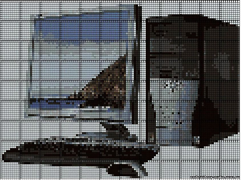 Вышивка с компьютера 82